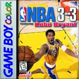 NBA Courtside 3 On 3 featuring Kobe Bryant