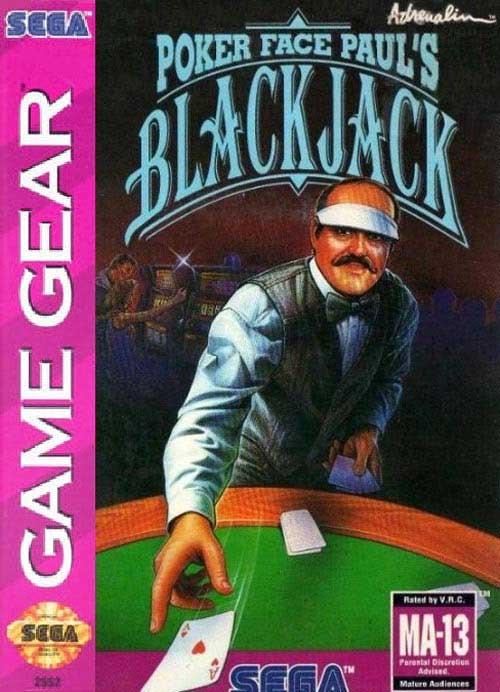 Poker Face Paul's BlackJack