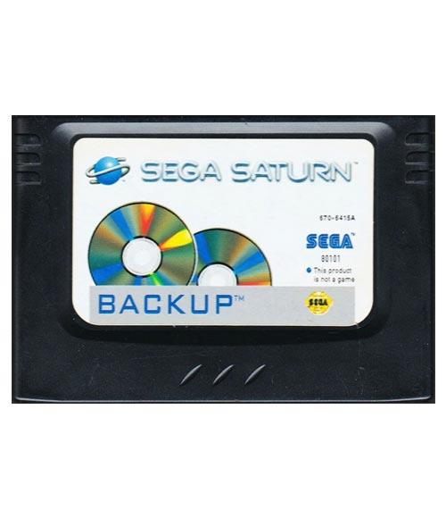 Saturn Backup Cartridge by Sega