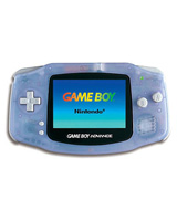 Nintendo Game Boy Advance Glacier