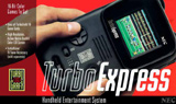 Turbo Express Handheld System