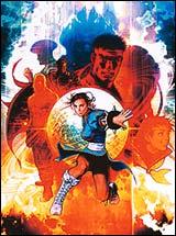 Street Fighter: Eternal Challenge Artbook
