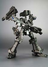Armored Core Crest CR-C90U3 Action Model Kit