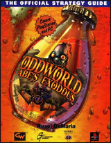 Oddworld: Abe's Exoddus Official Strategy Guide