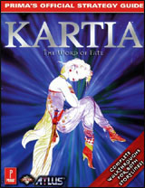 Kartia: The World of Fate Official Strategy Guide