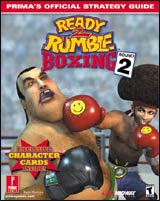 Ready 2 Rumble Boxing: Round 2 Official Strategy Guide Book