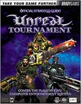 Unreal Tournament Official Strategy Guide Book