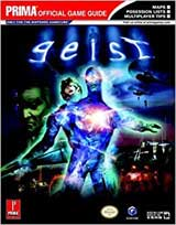 Geist Official Strategy Guide Book
