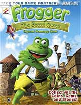 Frogger: The Great Quest Official Strategy Guide Book