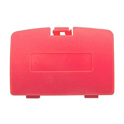 Game Boy Color Battery Cover (Berry Red)