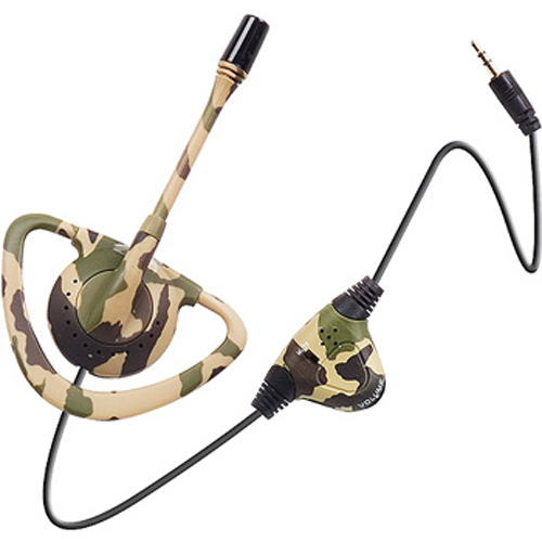 Xbox 360 Camo Headset by Intec