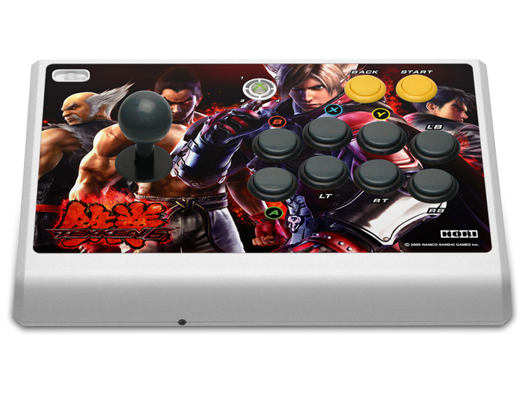 Xbox 360 Tekken 6 Wireless Arcade Stick