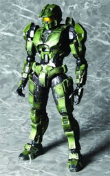 Halo Play Arts Kai Master Chief Action Figure