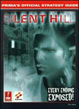 Silent Hill Official Strategy Guide