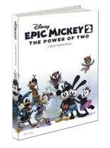 Epic Mickey 2: The Power of Two Collector's Edition Guide