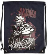 SSFIV Akuma Draw String Back Pack