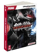 Tekken Tag Tournament 2 Official Prima Strategy Guide