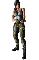 Tomb Raider Play Arts Kai Lara Croft Action Figure