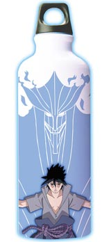 Naruto Uchiha Sasuke Thermal Aluminum Bottle