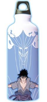 Naruto Uchiha Sasuke Thermal Aluminum Bottle