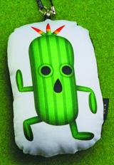 Theatrhythm Final Fantasy Cactuar Cell Accessory