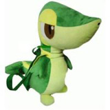 Pokemon Black & White Snivy Plush Backpack