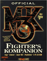Mortal Kombat 3 Fighter's Kompanion