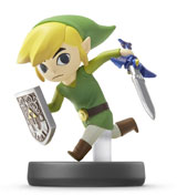 amiibo Toon Link Super Smash Bros. Series