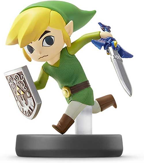 amiibo Toon Link Super Smash Bros. Series
