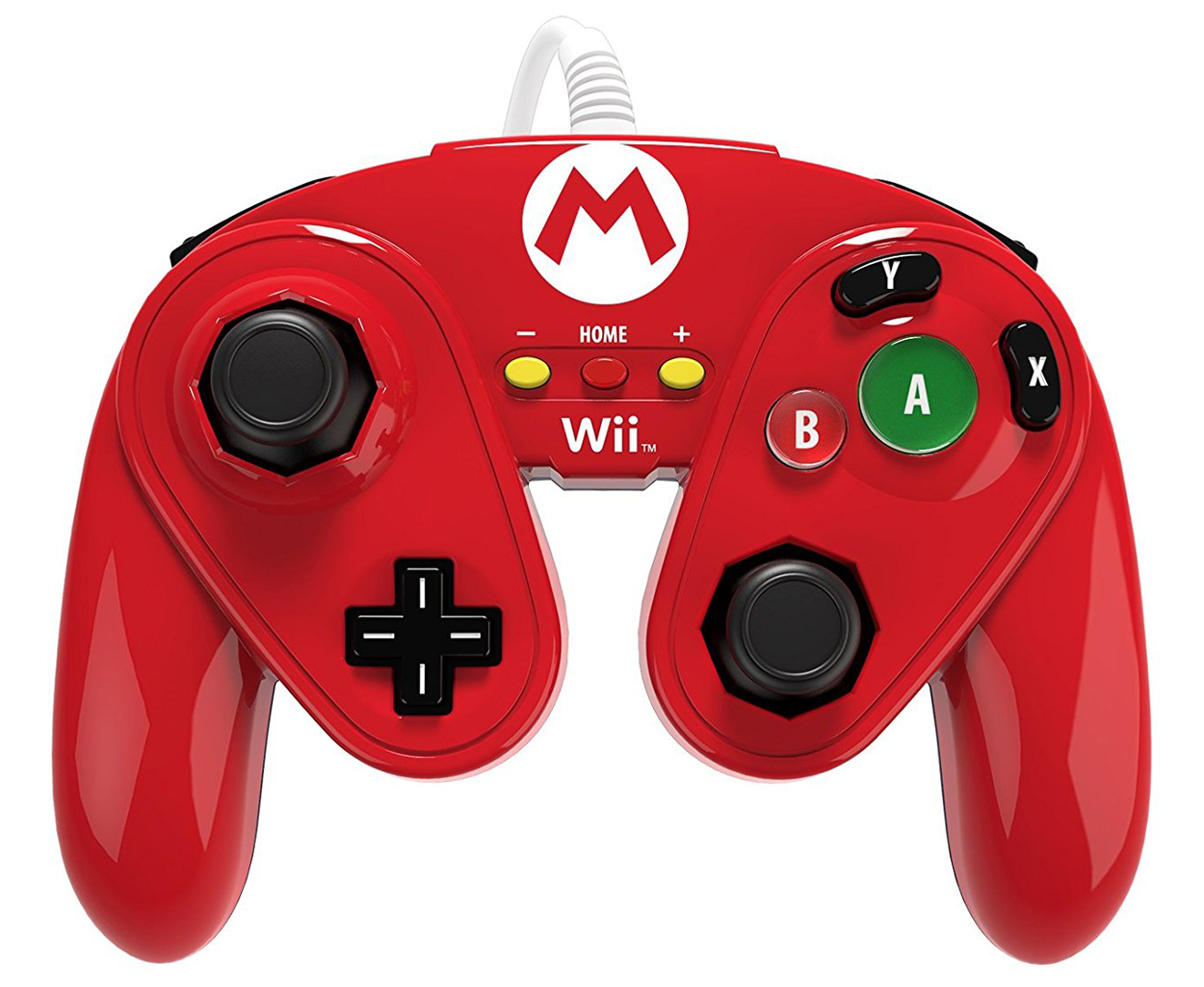 Wii U Mario Wired Fight Pad