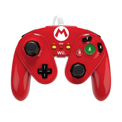 Wii U Fight Pad (Mario)