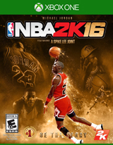 NBA 2K16: Michael Jordan Special Edition