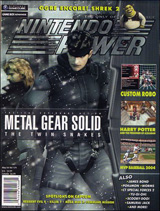 Nintendo Power Volume 179 Metal Gear Solid: The Twin Snakes