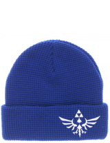 Legend of Zelda Blue Cuff Beanie