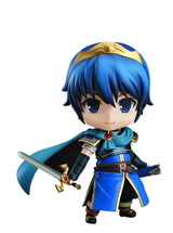 Fire Emblem: Marth Nendoroid New Mystery of the Emblem Version
