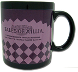 Tales of Xillia Purple 12oz Mug