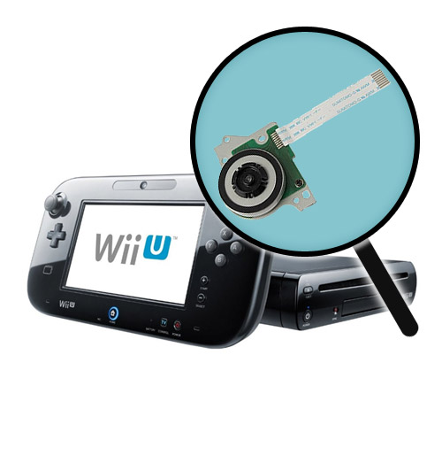 Nintendo Wii U Repairs: Spindle Motor Replacement Service
