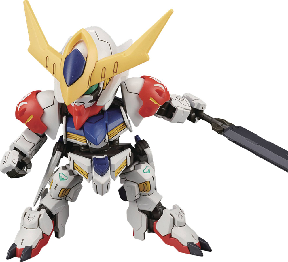 Gundam Iron Blooded Orphans BB402 Barbatos Lupus DX Model Kit