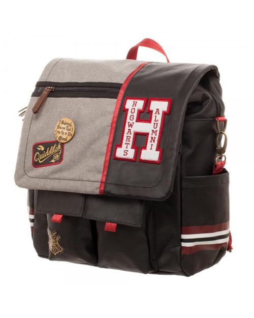 Harry Potter Hogwarts Alumni Utility Bag
