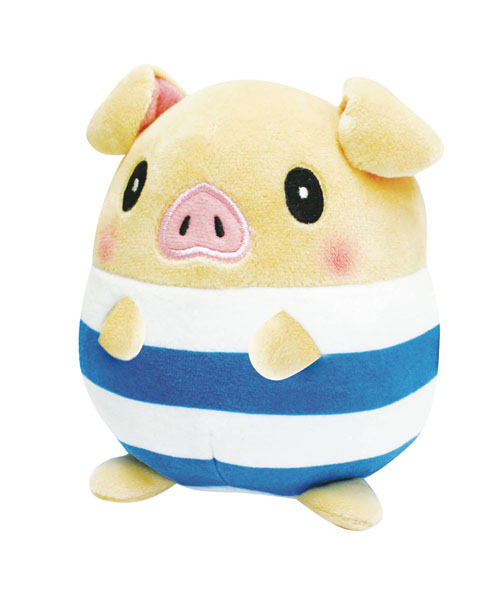 Monster Hunter Pugi Soft and Springy Plush