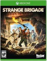 XB1 Strange Brigade boxart