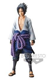 Naruto Shippuden: Grandista Shinobi Relations Sasuke Figure
