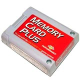 N64 Memory Card Plus