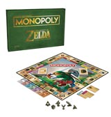 Monopoly Legend of Zelda Edition
