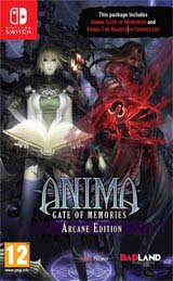 Anima: Gate of Memories Arcane Edition