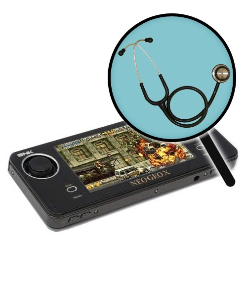 Neo Geo X Repairs: Free Diagnostic Service