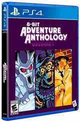 8-Bit Adventure Anthology Volume 1