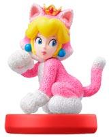 amiibo Cat Peach Super Mario