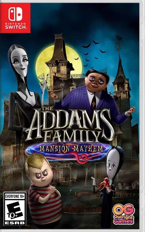 Addams Family: Mansion Mayhem