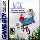 E.T. The Extra-Terrestrial: Escape from Planet Earth